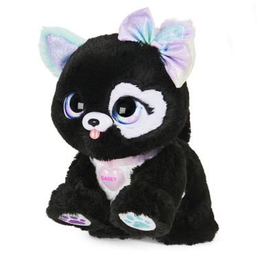 Present Pets Glitter Puppy Interactive Plush Pet Toy 100 Sounds New in Box